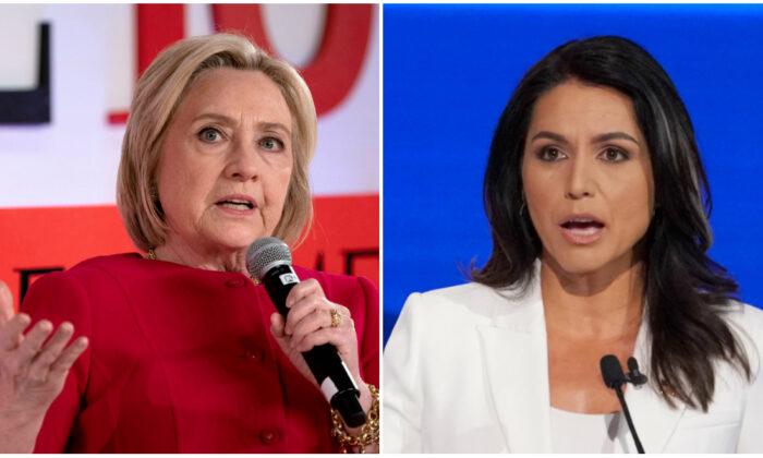 Norfolk: Gabbard Attorneys Demand Retraction of Hillary Clinton's 'Defamation'